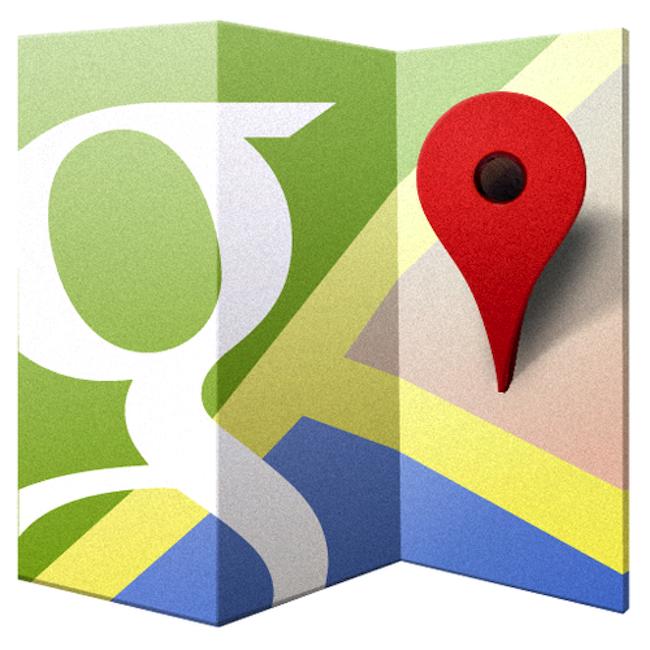 logo google maps png